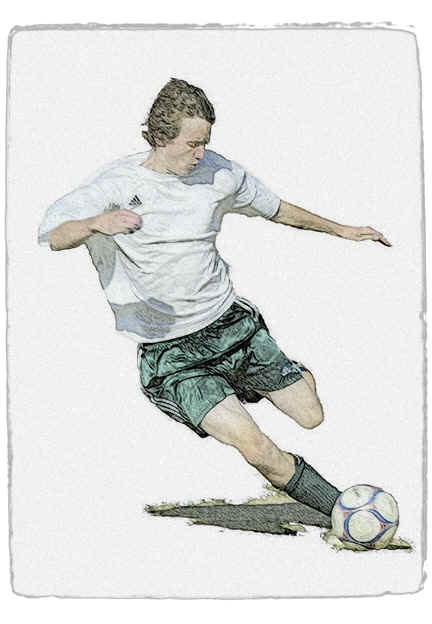 Soccer Sketches Take Your Best Shot Sports Photographers Present Great